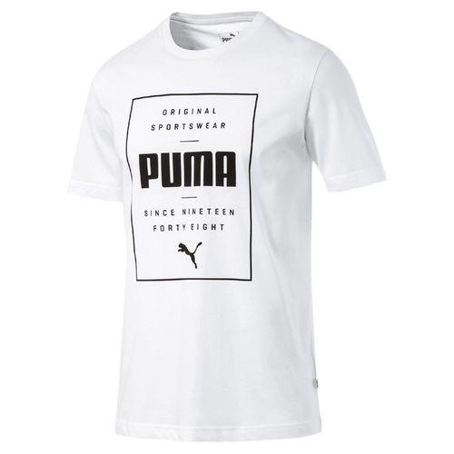 camiseta-puma-box-branca