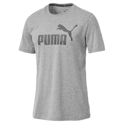 camiseta-puma-essencials-cinza