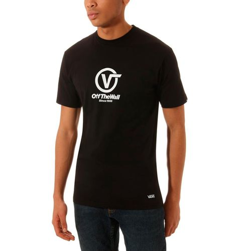 camiseta-vans-distort-preta