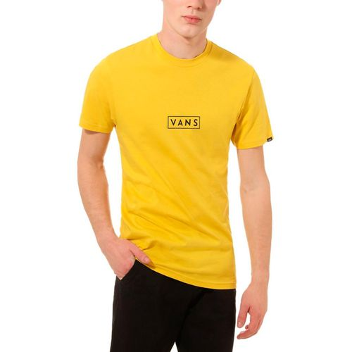 camiseta-vans-custom-amarela