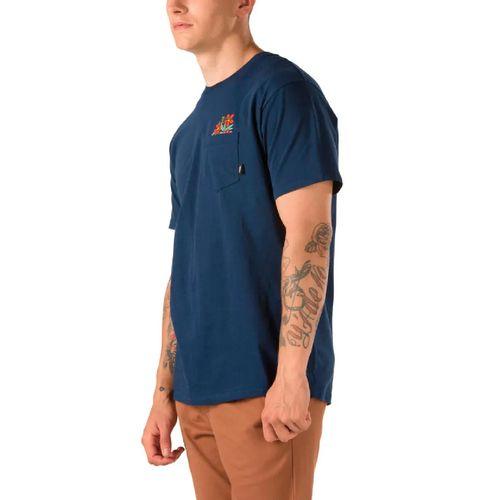 camiseta-vans-til-death-azul