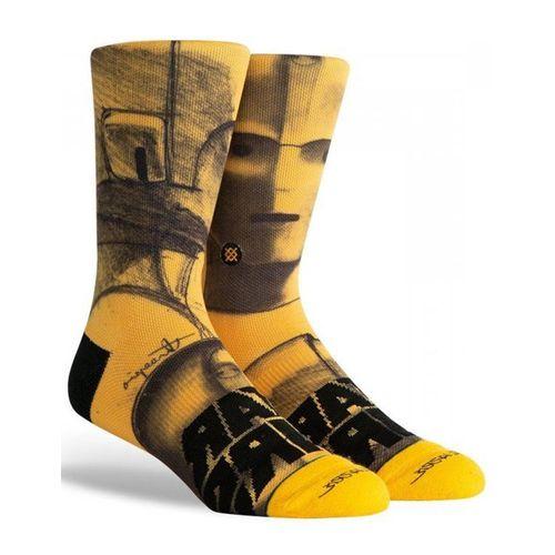 meia-stance-star-wars-mcquarrie-threepio-gold-amarela