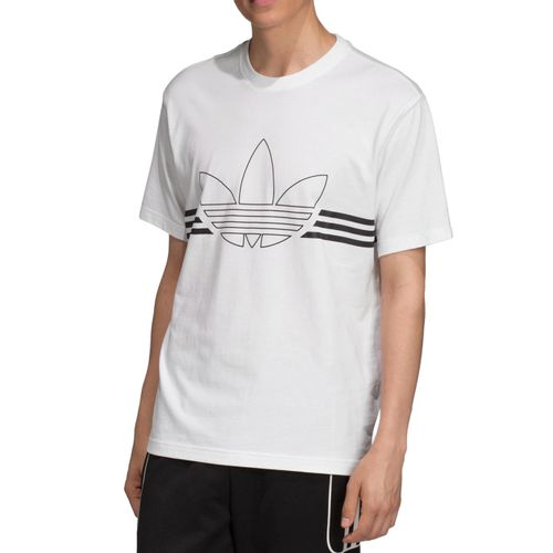 camiseta-adidas-outline-branca