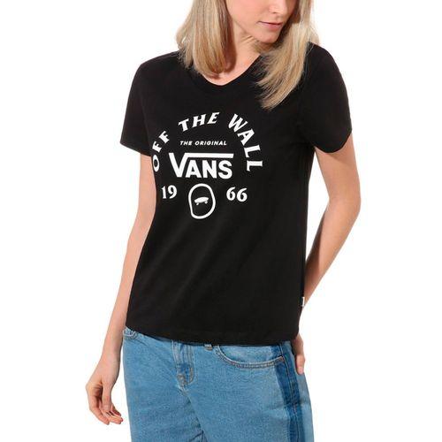 camiseta-vans-attendance-preta
