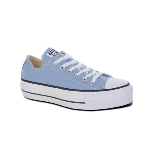 tenis-converse-all-star-chuck-taylor-platform-ox-azul