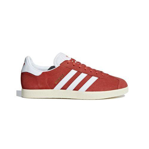 Tenis-Adidas-Gazelle-Vermelho