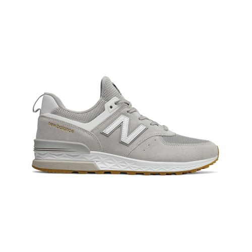Tenis-New-Balance-574-Sport-Cinza