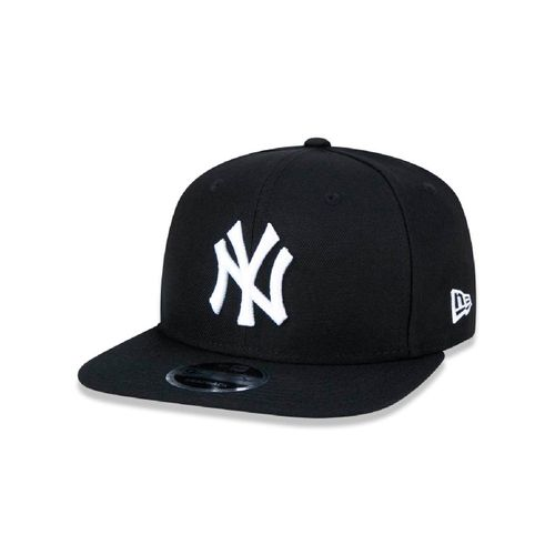 Bone-New-Era-950-OF-SN-Basic-Yankees---PRETO