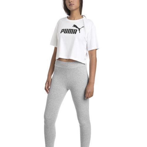 Cropped-Puma-Essential-Branco