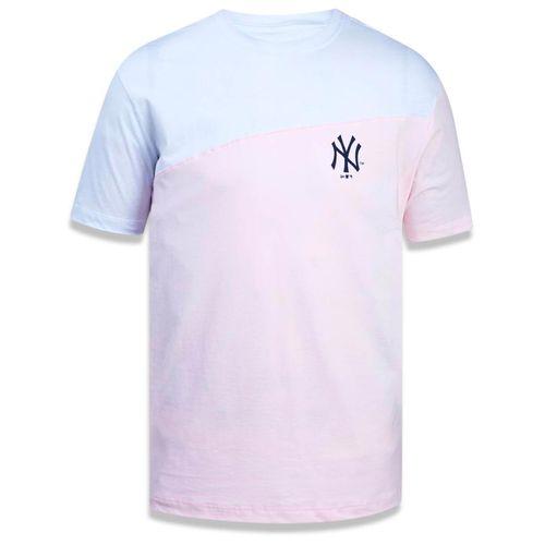 Camiseta-New-Era-Yankees-Rosa