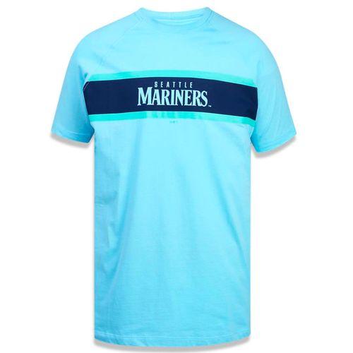 Camiseta-New-Era-Seattle-Mariners-MLB-Azul