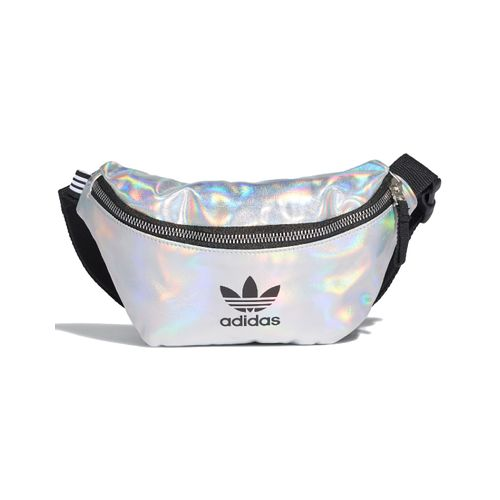 Pochete-Adidas-Mettalic---PRATA