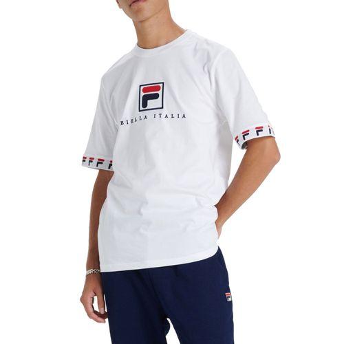 Camiseta-Fila-Rosso