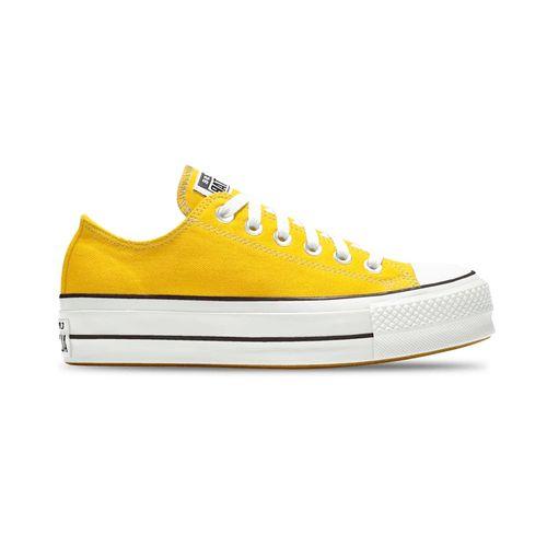 Tenis-Converse-Chuck-Taylor-All-Star-Platform-OX-Amarelo