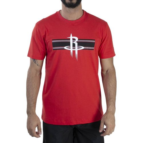 Camiseta-New-Era-NBA-Houston-Rockets-Essentials-Stripe