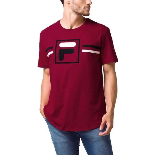 Camiseta-Fila-Fbox---VERMELHO