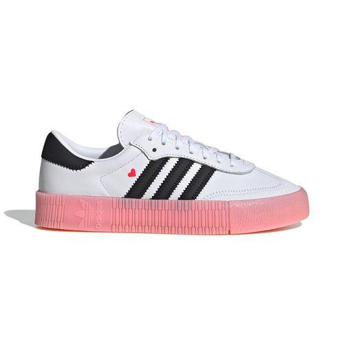 Tenis-Adidas-Sambarose-Branco