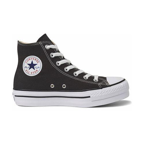 Tenis-Converse-All-Star-Chuck-Taylor-Platform-Hi-Preto-