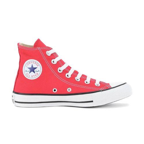 Tenis-Converse-All-Star-Chuck-Taylor-Hi-Vermelho