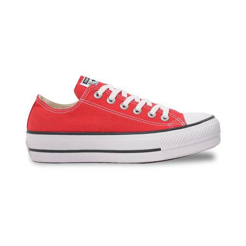 Tenis-Converse-All-Star-Chuck-Taylor-Platform-OX-Vermelho-