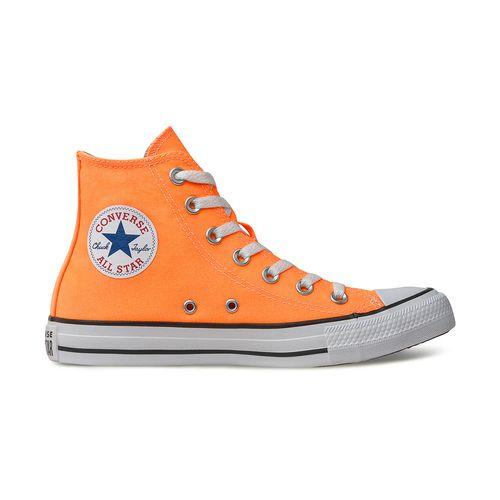 Tenis-Converse-Chuck-Taylor-All-Star-Hi-Laranja