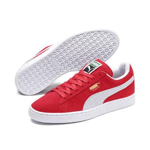 Tenis-Puma-Suede-Vermelho