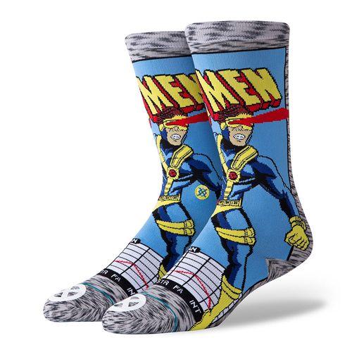 Meia-Stance-X-Men-Ciclops-Comic---CINZA