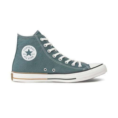 Tenis-Converse-Chuck-Taylor-All-Star-Hi-Verde-Escuro