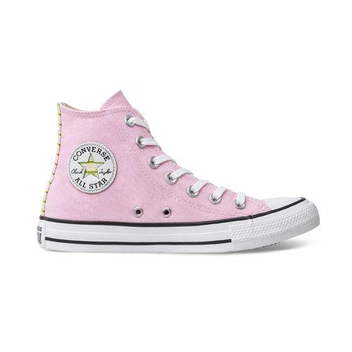 Tenis-Converse-Chuck-Taylor-All-Star-Hi-Rosa