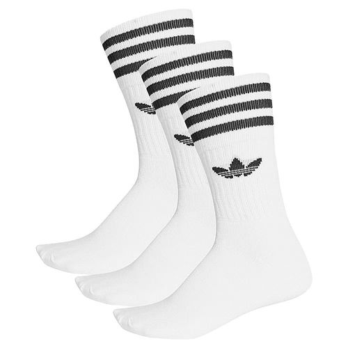 Meia-Adidas-Crew-Solid-Longa