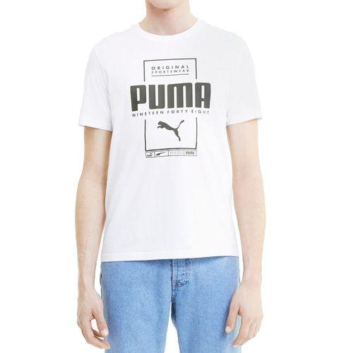 Camiseta-Puma-Logo-Nineteen-
