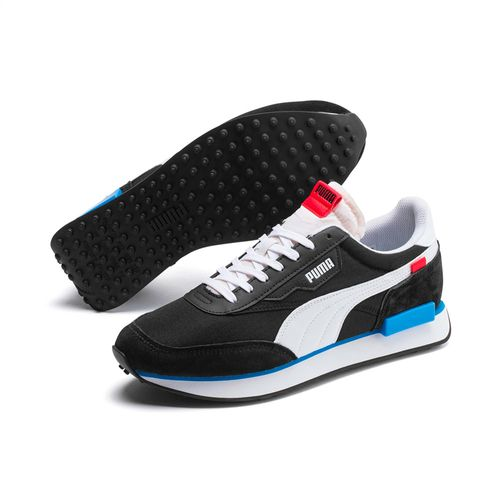 Tenis-Puma-Future-Rider-Play-On-Preto
