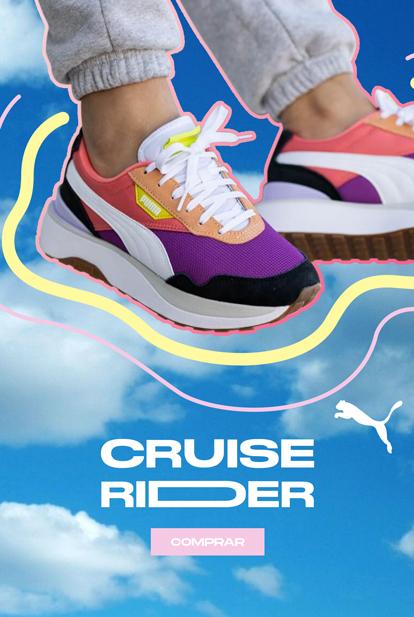 PUMA CRUISE RIDER - MOB[P1]