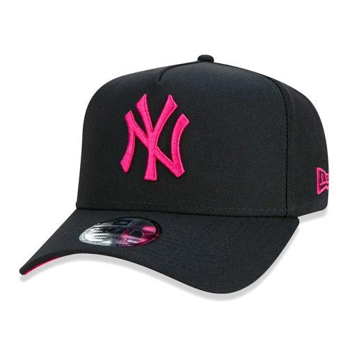 New-Era-9Forty-New-York-Yankees-Preto-Rosa