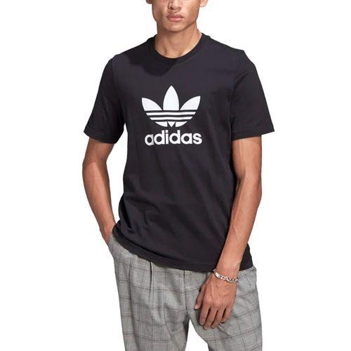 Camiseta-Adidas-Classic-Trefoil-Preto
