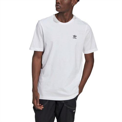 Camiseta-Adidas-Essentials-Trefoil-Branco