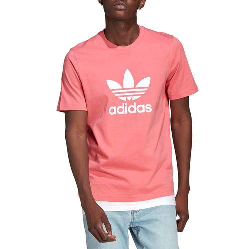 Camiseta-Adidas-Classics-Trefoil-Rosa