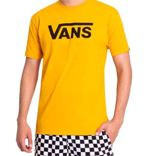 Camiseta-Vans-Classic-Amarelo