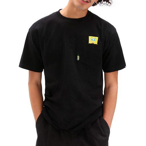 Camiseta-Vans-x-Bob-Esponja-Spotlight