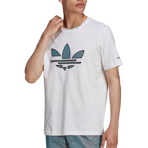 Camiseta-Adidas-Adicolor-Shattered-Trefoil-Tee---Branco