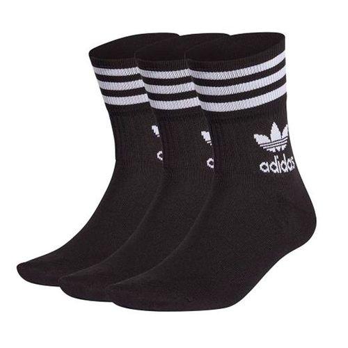 Meia-Adidas-Crew-Mid-Cut-Preto